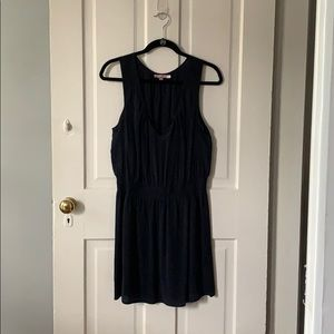 Calypso St Barth Navy Dress/Cover